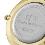 Daniel Wellington Petite Evergold Yellow/White 32mm DW00100348, ac1050 LUXURY GIFTS Κοσμηματα - chrilia.gr