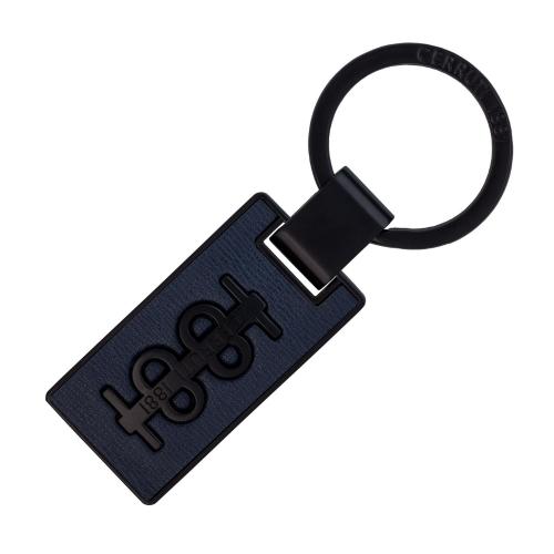 Cerruti 1881 key ring, Irving Blue NAK012N, kl0090